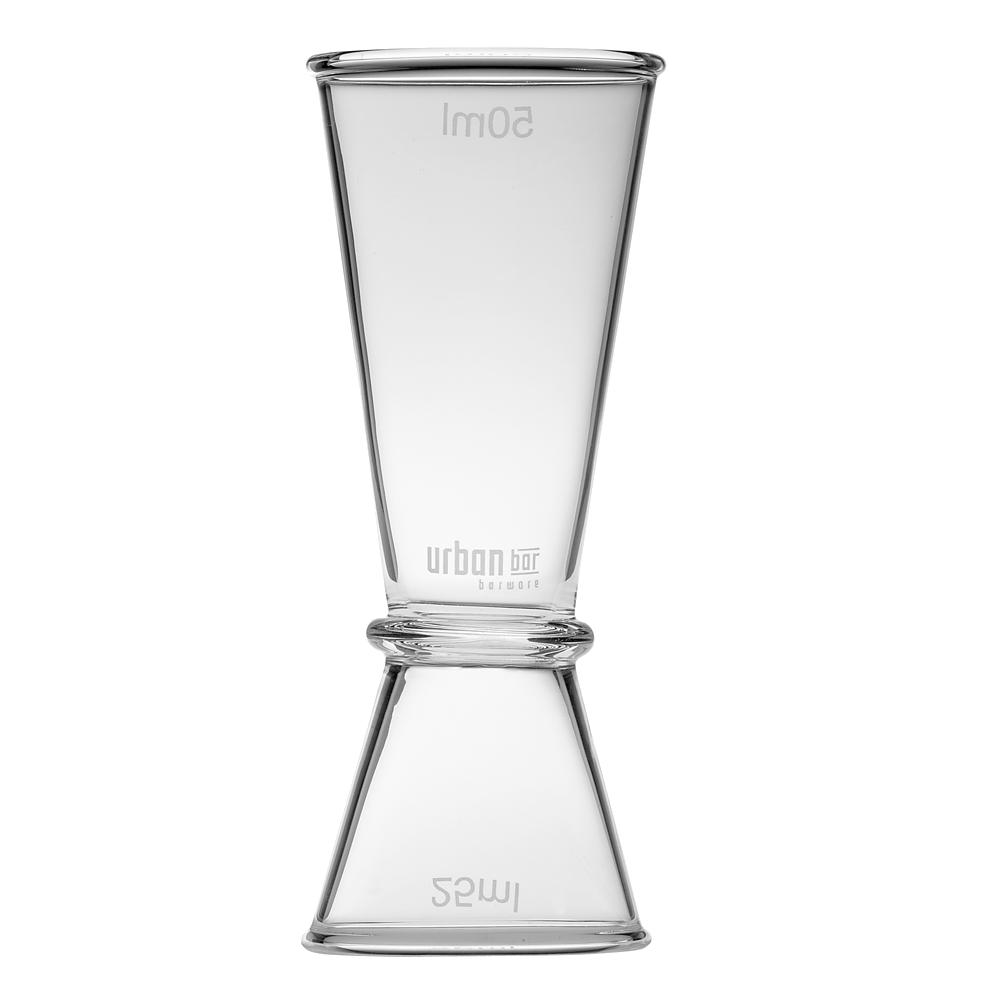 Jigger - Glass 25ml 50ml
