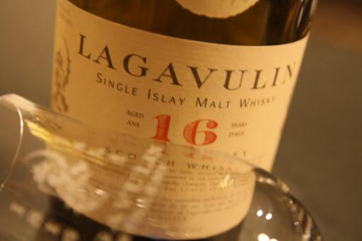Lagavulin 16yr Spirit Review