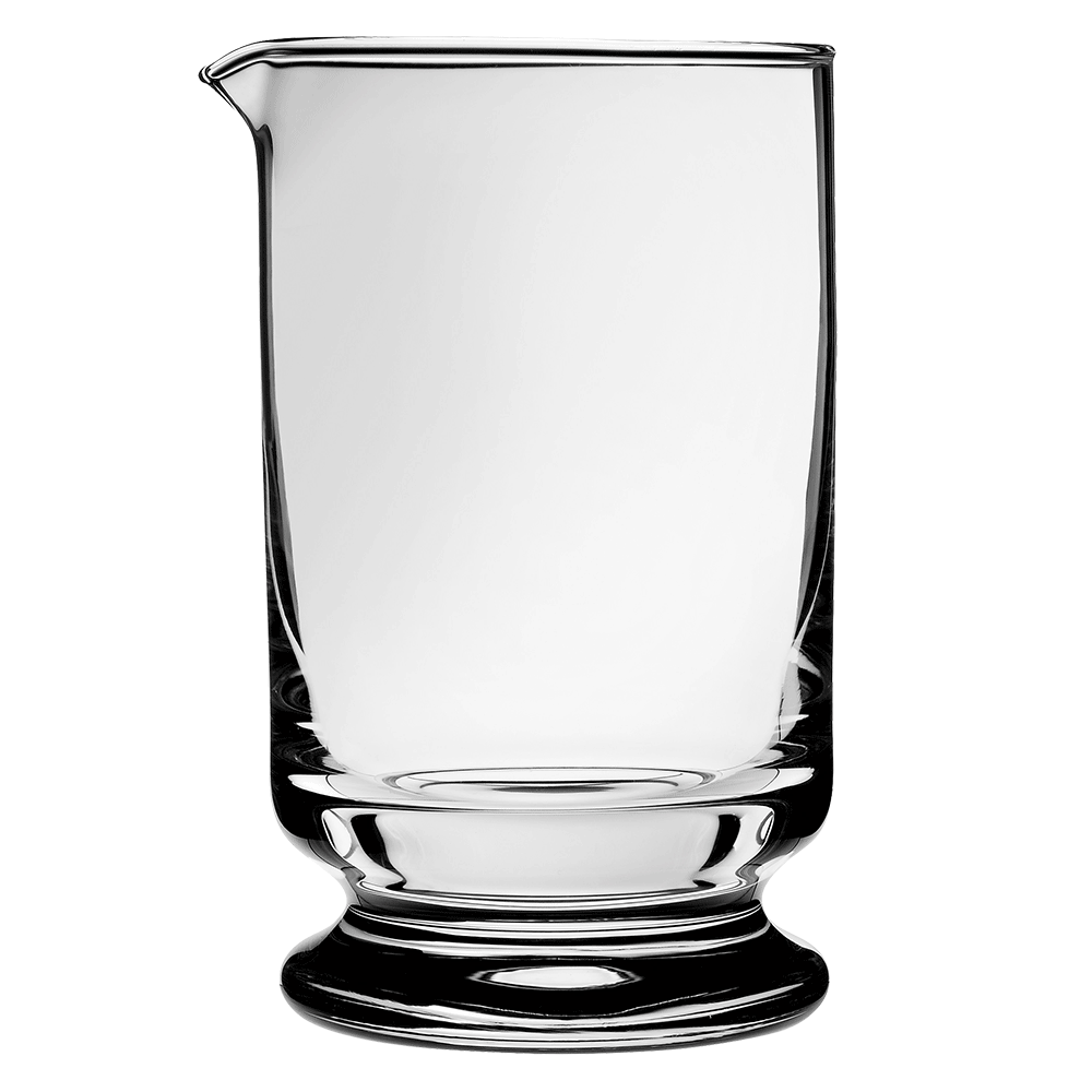 Mixing Glass - Calabrese Footed