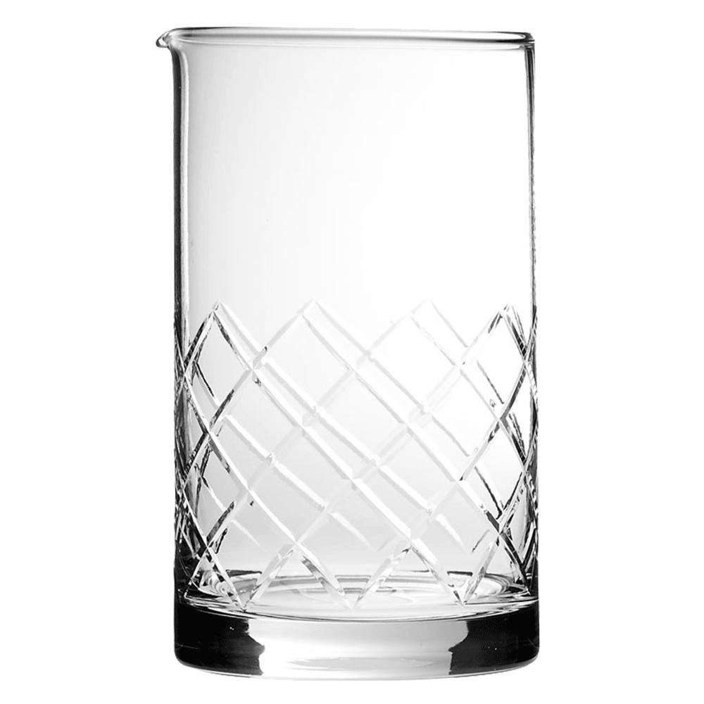 Mixing Glass - Diamon Cut Japanese Style