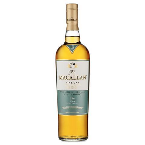 Macallan 15yr Fine Oak