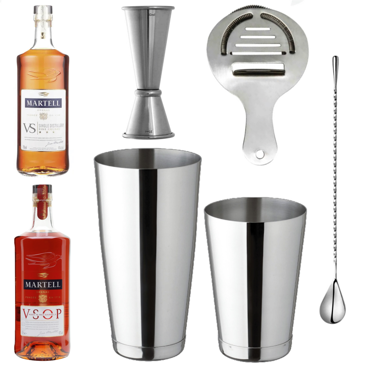 Martell Cocktail Kit