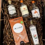 Mini Gin & Chocolate Box